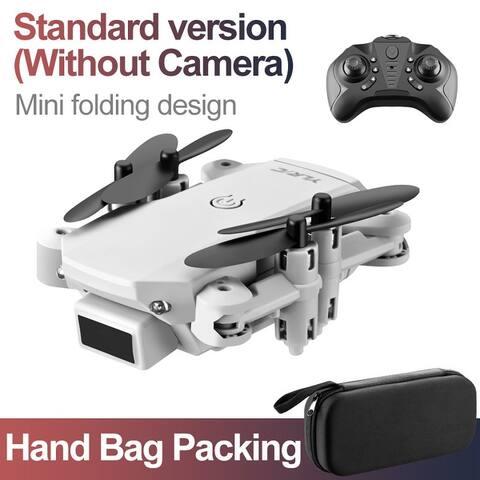Mini Foldable 4k HD Wide Dual Camera Quadcopter WiFi drone RC Remote Control Drone