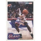 Gary Grant Los Angeles Clippers 1994 Fleer Autographed Card This item comes with a certificate of