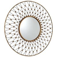 Cyan Design 5611 Cordova Rounded Mirror - N/A