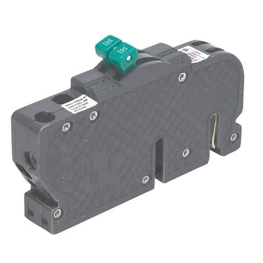 Connecticut Electric 50A 2P Circuit Breaker VPKUBIZ0250 Unit: CARD