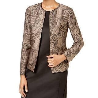 d8e92486e80 Kasper Women s Shawl-Collar Blazer - Black. Quick View