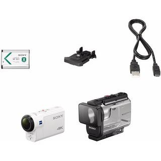 Sony FDRX3000/W 4K HD Recording, Action Cam Underwater Camcorder, White https://ak1.ostkcdn.com/images/products/is/images/direct/0cd2347f205d708c0c9addafd587784ffb49a504/Sony-FDRX3000-W-4K-HD-Recording%2C-Action-Cam-Underwater-Camcorder%2C-White.jpg?impolicy=medium