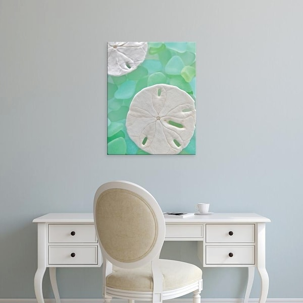 Easy Art Prints Alan Blaustein's 'Seaglass 5' Premium Canvas Art