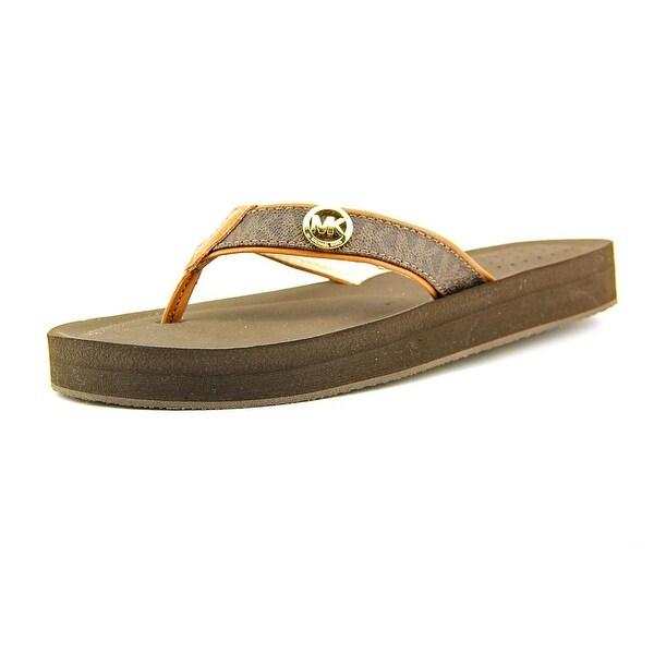 bba3a58d5 Michael Michael Kors Gage Flip Flop Open Toe Synthetic Flip Flop Sandal