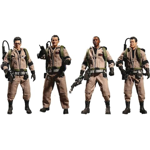 Ghostbusters One 12 Collective Deluxe Action Figure Box Set - Multi