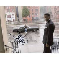 Signed Washington Denzel American Gangster 8x10 Photo autographed