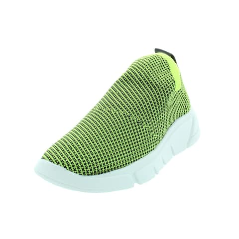 Kendall + Kylie Womens Caleb Fashion Sneakers Knit Pull On
