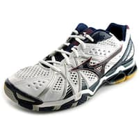 Mizuno Wave Tornado 9 Men White/Blue/Red Sneakers Shoes