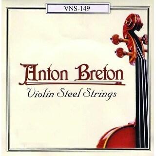 A Breton 4/4 Violin String Steel