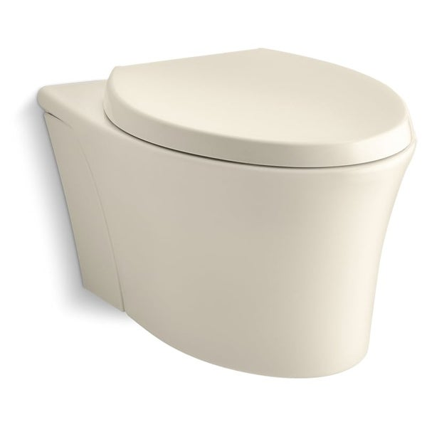 Kohler K-6299 Veil 1.6 GPF One-Piece Elongated Toilet Bowl - Free ...