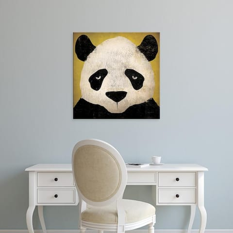 Easy Art Prints Ryan Fowler's 'Panda' Premium Canvas Art