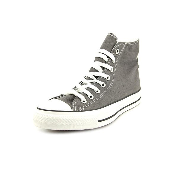 Converse Chuck Taylor All Star Specialty Hi Women Canvas Gray Sneakers
