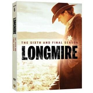 Longmire: The Sixth and Final Season - DVD - Region 1 Coded (US & Canada)