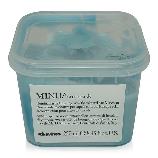 Davines MINU Illuminating Hair Mask 8.45 Oz