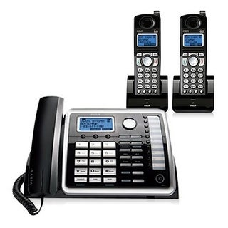 RCA ViSYS 25260 + (2) 25055RE1 Corded Telephone