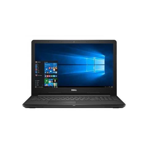Dell Latitude E5550 15.6-in Refurb Laptop - Intel Core i5 5300U 5th Gen 2.3 GHz 8GB 250GB SSD Windows 10 Pro 64-Bit - Webcam