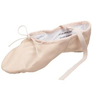 Capezio Leather Cobra Ballet Slipper