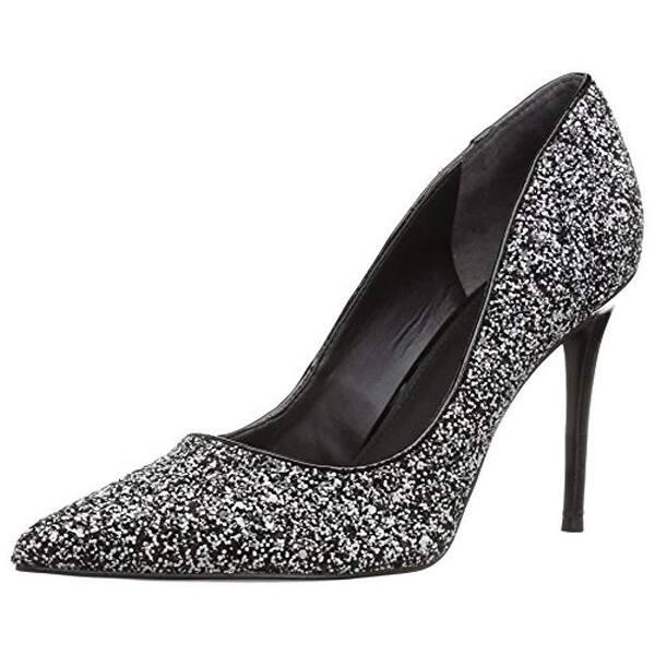 Black Size 9.5 GUESS Women/'s Braylea3 Pump