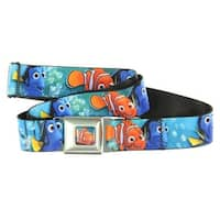 Finding Nemo Seatbelt Belt-Holds Pants Up