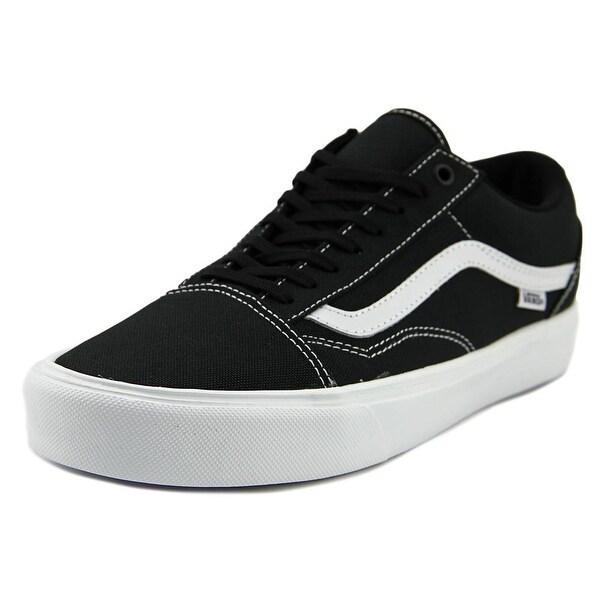 814c1041af Shop Vans Old Skool Lite Round Toe Canvas Skate Shoe - Free Shipping ...
