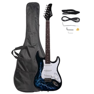 Link to Glarry GST-E Electric Guitar Bag Shoulder Strap Pick Similar Items in Guitars & Amplifiers