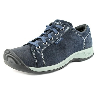 Keen Reisen Lace Round Toe Leather Oxford