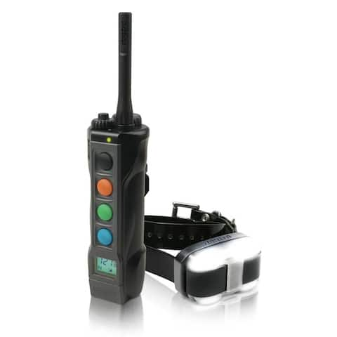 Dogtra EDGE 1 Mile Dog Remote Trainer Expandable - Black