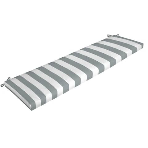 Arden Selections Outdoor 17 x 46 in. Bench Cushion