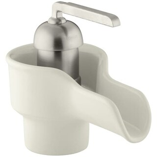 Kohler K-11000 Bol Single Hole Artist Editions Bathroom Faucet - Free Touch Activated Drain Assembly with purchase