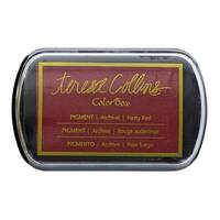 ColorBox Pigment Ink Pad Full Sz TC Fiesty Red