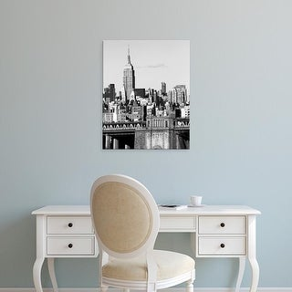 Easy Art Prints Jeff Pica's 'NYC Skyline II' Premium Canvas Art