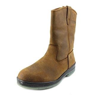 Wolverine 03367 Men EW Round Toe Leather Work Boot