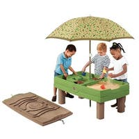 Naturally Playful Sand and Water Table