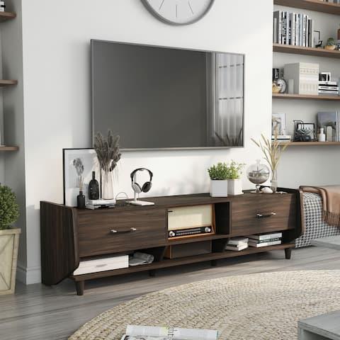 Carson Carrington Vinas Mid-Century Modern TV Stand