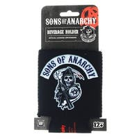 Sons of Anarchy Reaper Logo Can Koozie - Multi
