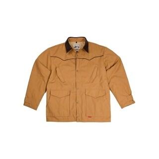 Schaefer Western Jacket Mens Fenceline Canvas Legacy Drifter 245