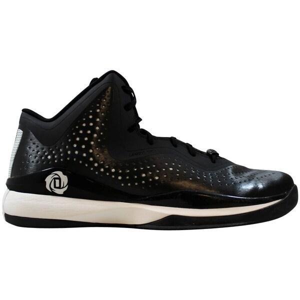 Shop Adidas D Rose 773 III Core Black/Footwear White C75721 Men's - Overstock - 30345465