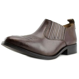 29 Porter Rd Sloane Shootie   Pointed Toe Leather  Bootie