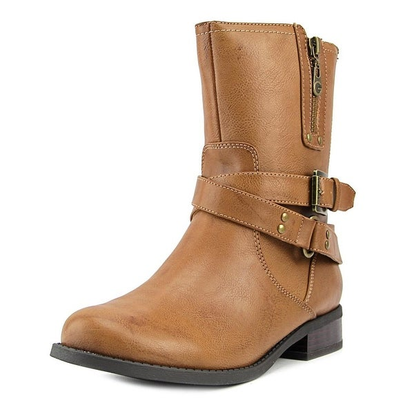 G By Guess Hecta Women Medium Natural Boots