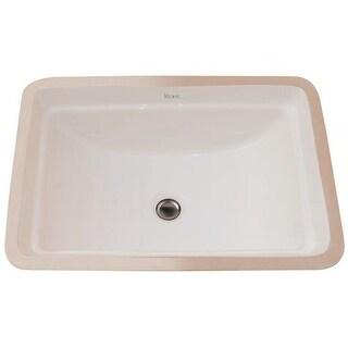 "Rohl FE2380 20"" Long Undermount Bathroom Sink"