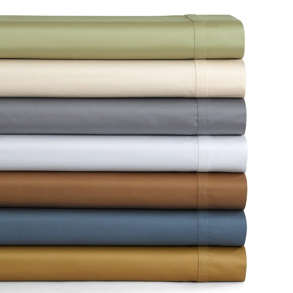 Egyptian Cotton 500 TC Oversized Sheet or Pillowcase Separates. Opens flyout.