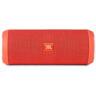 JBL Flip 3 Splashproof portable Bluetooth speaker - Orange