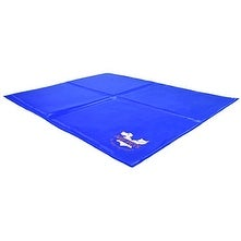 """ArfPets Self Cooling Mat Pad for Kennels, Crates and Beds - 19"""" x 35"""""""