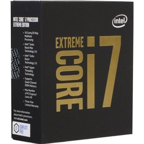 Intel Core i7-6950X Deca-Core 3Ghz Desktop Processor Processors