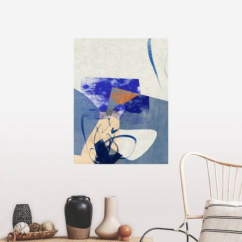 """Night Fragment I"" Poster Print"