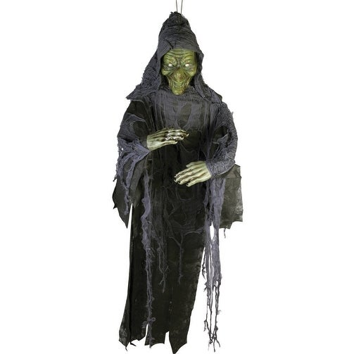Witch 4 Ft Poly Foam Prop Halloween Decoration