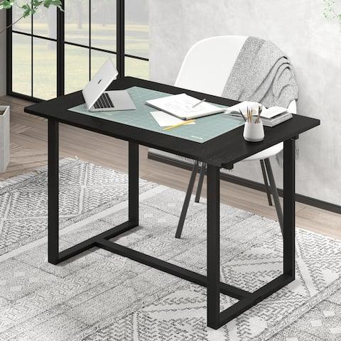Priage by ZINUS 47 Inch Frame Metal Desk, GOOD DESIGN Winner