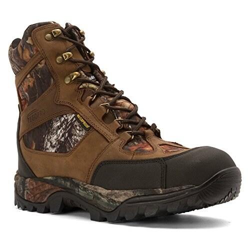 TEGOPRO Men's T30010 Construction Shoes 9.5 Camo