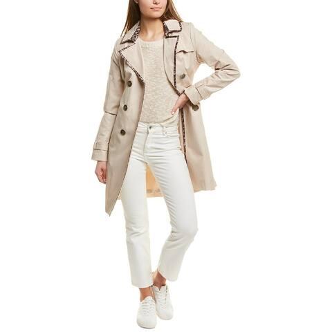Tahari Maggie Trench Coat
