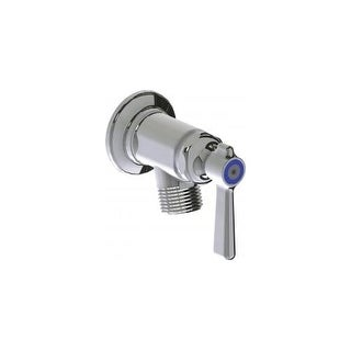 Chicago Faucets 293-369COLD Wall Mounted Inside Sill Faucet with Metal Lever Han